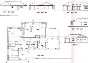 Thumbnail 3 bed bungalow for sale in Farley Close, Stonesfield, Witney, Oxfordshire