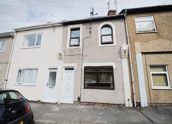 Thumbnail 3 bedroom terraced house for sale in Groves Street, Swindon