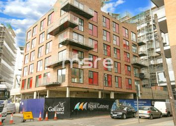 Thumbnail 1 bed flat for sale in Caxton Street North, London