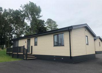 Thumbnail 2 bed lodge for sale in Borrans Lane, Middleton, Morecambe