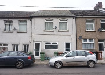 Thumbnail 2 bed flat for sale in Commercial Street, Ynysddu, Newport