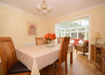 Thumbnail 4 bed terraced house for sale in Falmouth Gardens, Redbridge, Essex