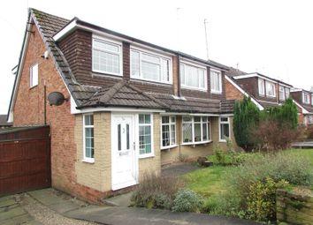 Thumbnail 3 bedroom semi-detached house for sale in Darlington Close, Bury