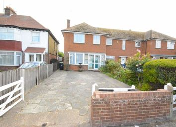 Thumbnail 2 bed semi-detached house for sale in College Road, Margate, Kent