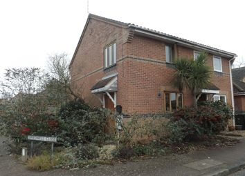 Thumbnail 2 bedroom property for sale in Speedwell Close, Thetford