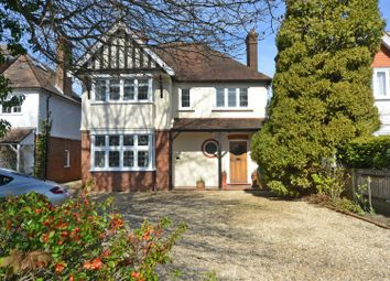 Thumbnail 4 bed detached house for sale in Station Road, Thames Ditton