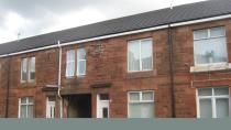 Thumbnail 1 bed flat to rent in Elmbank Street, Bellshill