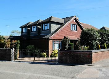 Thumbnail 5 bedroom detached house for sale in Long Reach Close, Whitstable, Kent