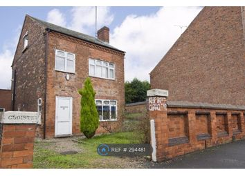 Thumbnail 4 bedroom detached house to rent in Cloister Street, Nottingham