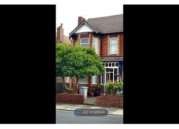 Thumbnail 5 bed semi-detached house to rent in Park Road, Manchester