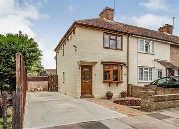 Thumbnail 2 bed end terrace house for sale in Meadow Close, Enfield, Greater London