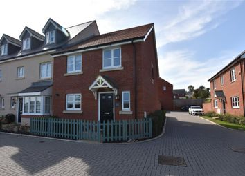 Thumbnail 4 bed end terrace house for sale in Sentrys Orchard, Exminster, Exeter, Devon