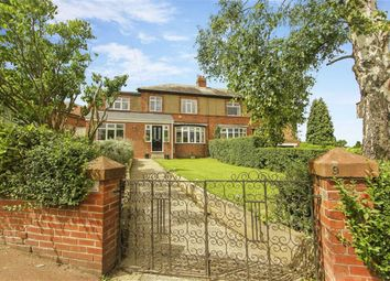 Thumbnail 4 bed semi-detached house for sale in Lambton Avenue, Whickham, Tyne And Wear