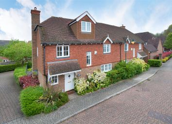 Thumbnail 5 bed semi-detached house for sale in Alderwick Grove, Kings Hill