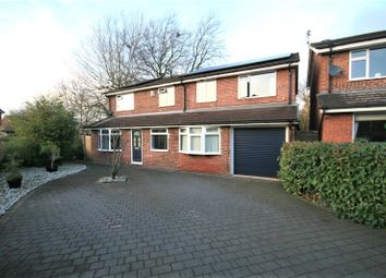 Thumbnail 7 bed detached house for sale in Blakelow Close, Middlewich, Cheshire