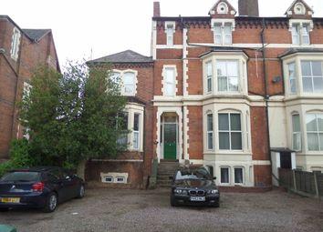 Thumbnail 1 bed flat to rent in Newbridge Crescent, Newbridge, Wolverhampton, West Midlands