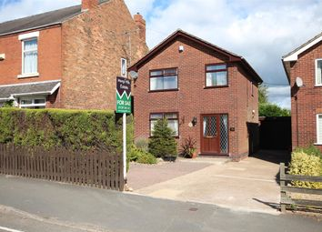 Thumbnail 3 bed detached house for sale in Belper Road, Stanley Common, Ilkeston