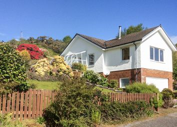 Thumbnail 4 bed detached house for sale in Clachan Seil, Argyll