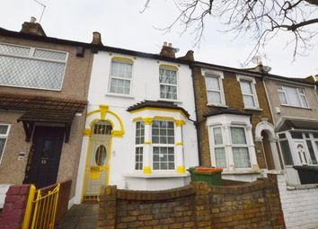 Thumbnail 3 bedroom terraced house for sale in Upperton Road West, Plaistow, London