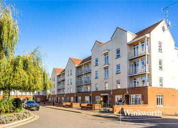 Thumbnail 1 bed flat for sale in Girton Court, 7 Magdalene Gardens, Whetstone, London