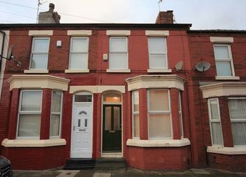 Thumbnail 2 bedroom terraced house for sale in Bell Street, Old Swan, Liverpool