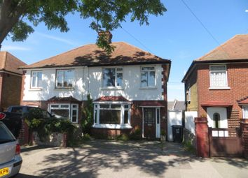Thumbnail 3 bedroom semi-detached house to rent in Station Approach Road, Ramsgate