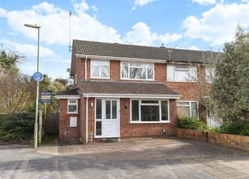 Thumbnail 3 bed semi-detached house for sale in Porter Road, Brighton Hill, Basingstoke