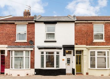 Thumbnail 2 bed terraced house for sale in Methuen Road, Southsea, Portsmouth