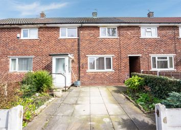 Thumbnail 3 bed terraced house for sale in Boddington Road, Eccles, Manchester