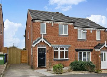 Thumbnail 3 bed semi-detached house to rent in Hodson Way, Heath Hayes, Cannock