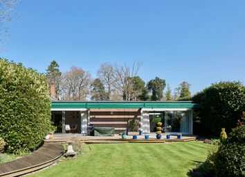 Thumbnail 4 bed detached house for sale in Reading Road, Finchampstead, Berkshire