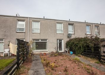 Thumbnail 3 bed terraced house for sale in Broomlands Road, South Carbrain, Cumbernauld Glasgow