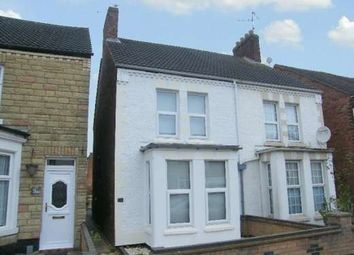 Thumbnail 3 bed semi-detached house to rent in Aldermans Drive, West Town, Peterborough