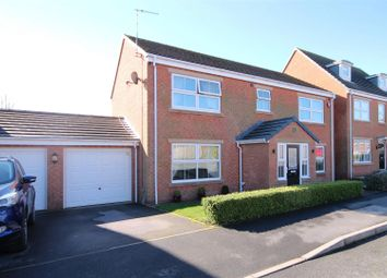 Thumbnail 4 bed detached house for sale in Pennine View, Sherburn Hill, County Durham