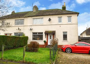 Thumbnail 2 bed flat for sale in New Avenue, Howwood, Johnstone
