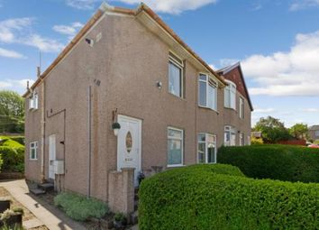 Thumbnail 3 bed flat for sale in Fintry Drive, Glasgow, Lanarkshire