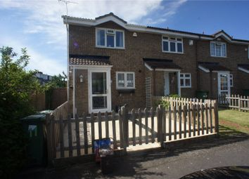 Thumbnail 2 bed end terrace house for sale in Fairmont Close, Belvedere, Kent