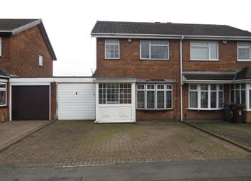 3 bed semi-detached house for sale in Hill Street, Bilston WV14