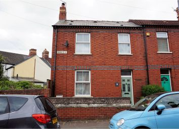 Thumbnail 2 bed end terrace house for sale in Gwennyth Street, Cardiff