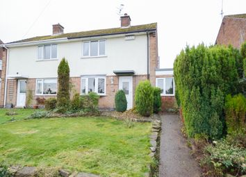 Thumbnail 3 bed semi-detached house for sale in Gallery Lane, Holymoorside, Chesterfield