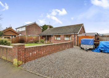 Thumbnail 3 bed detached bungalow for sale in Spenser Avenue, North Walsham