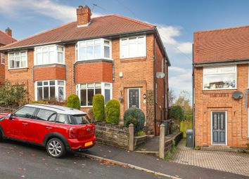 3 bed semi-detached house for sale in Greystones Close, Sheffield S11