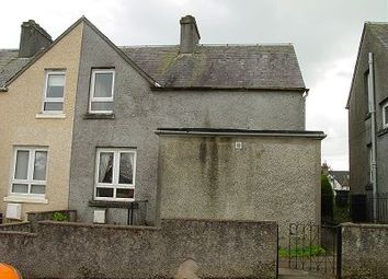 Thumbnail 2 bed semi-detached house for sale in Princes Avenue, Newton Stewart