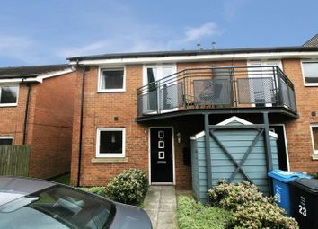 Thumbnail 1 bedroom end terrace house for sale in Sandwell Park, Kingswood, Hull