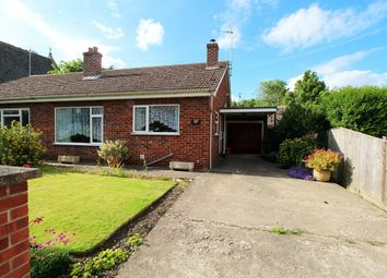 Thumbnail 2 bed semi-detached bungalow for sale in Salem Street, Gosberton, Spalding