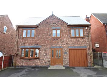 Thumbnail 5 bed detached house for sale in Field View Close, Westwood, Nottingham