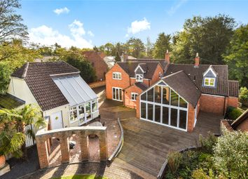 Thumbnail 5 bed detached house for sale in Chapel Lane, Harmston