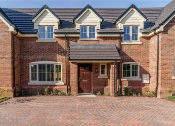 Thumbnail 3 bed terraced house for sale in Hardwick Court, Holme, Peterborough, Cambridgeshire