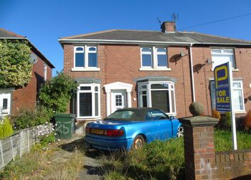 Thumbnail 3 bed semi-detached house for sale in Mcilvenna Gardens, Wallsend