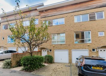 Thumbnail 4 bed town house for sale in Brunell Close, Maidstone, Kent